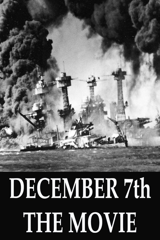 December 7th Poster