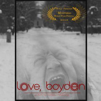 Love, Boyden Poster