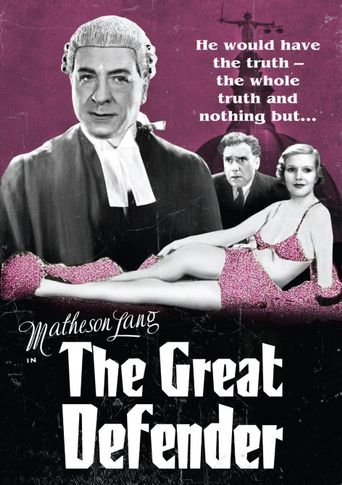 The Great Defender Poster