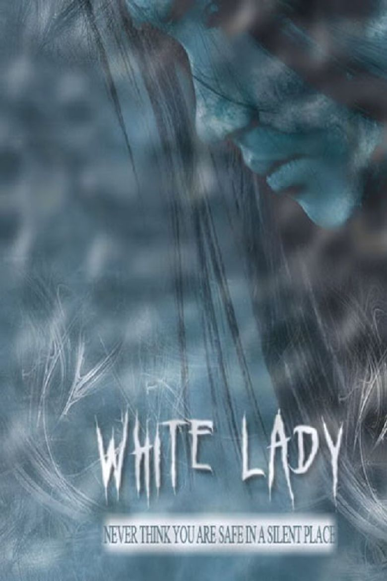 White Lady Poster