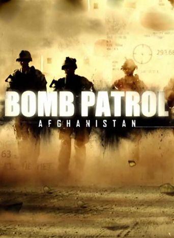 Bomb Patrol Afghanistan Poster