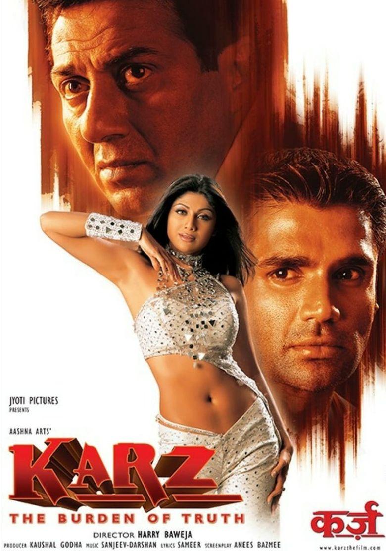 Karz: The Burden of Truth Poster
