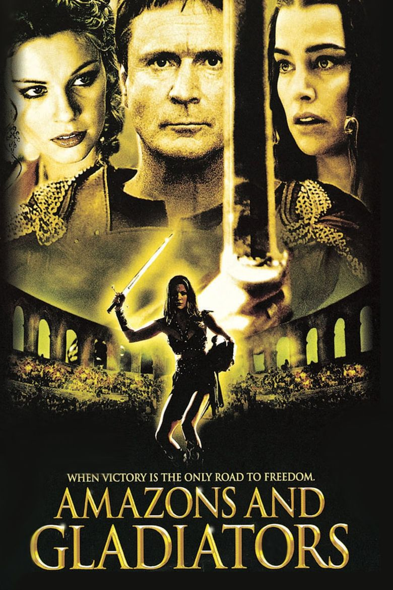 Amazons And Gladiators 2001 amazons and gladiators (2001) - where to watch it streaming online