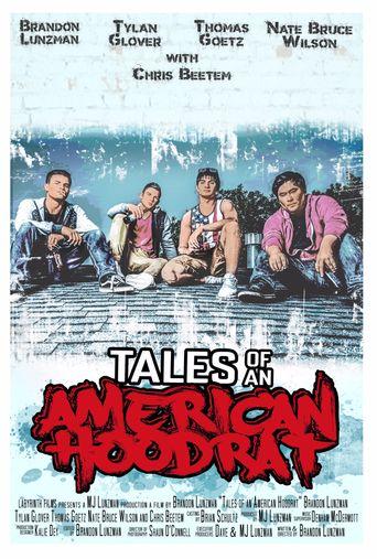 Tales of an American Hoodrat Poster