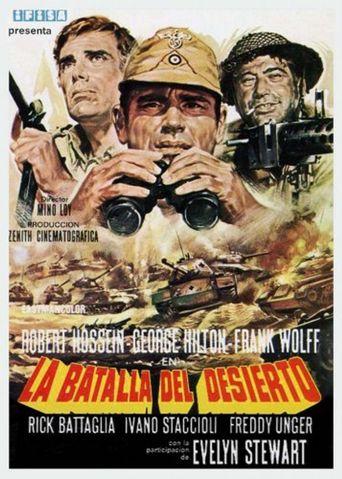 Desert Assault Poster