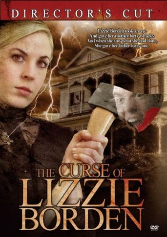 The Curse of Lizzie Borden Poster