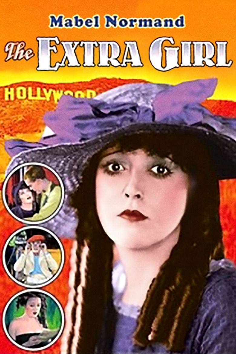 The Extra Girl Poster