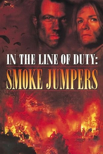 Smoke Jumpers Poster