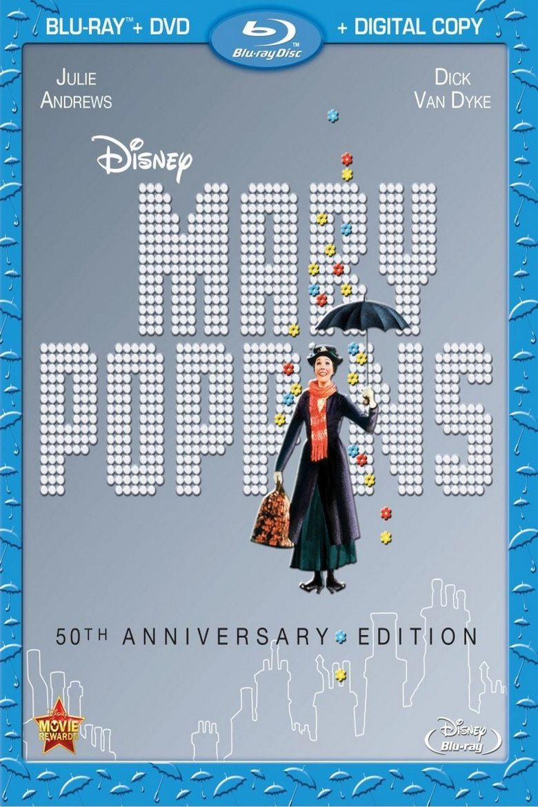 Supercalifragilisticexpialidocious - The Making of 'Mary Poppins' Poster