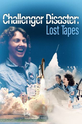 Challenger Disaster: Lost Tapes Poster