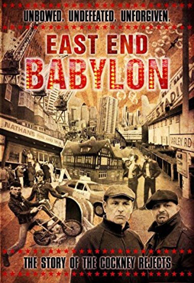 East End Babylon Poster