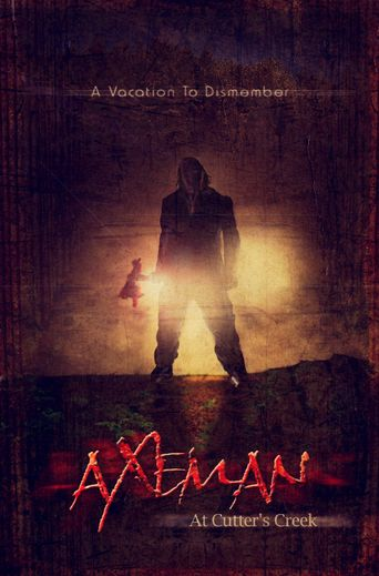 Axeman at Cutter's Creek Poster