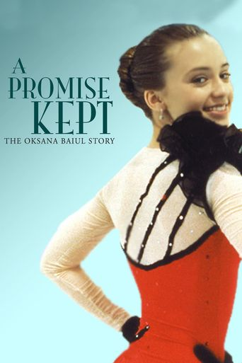 A Promise Kept: The Oksana Baiul Story Poster