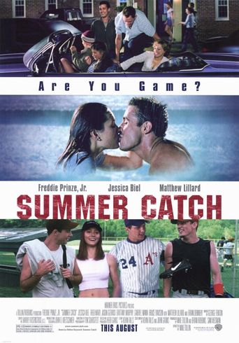 Summer Catch Poster