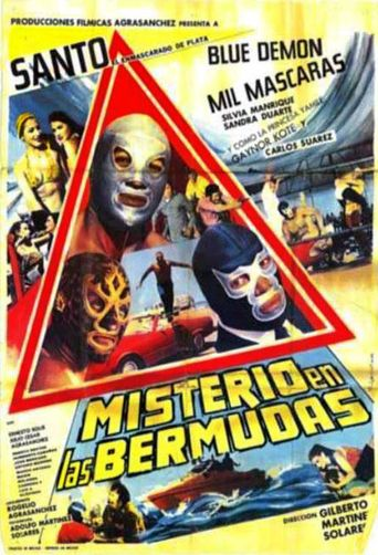 Mystery in the Bermuda Triangle Poster