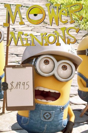 Mower Minions Poster
