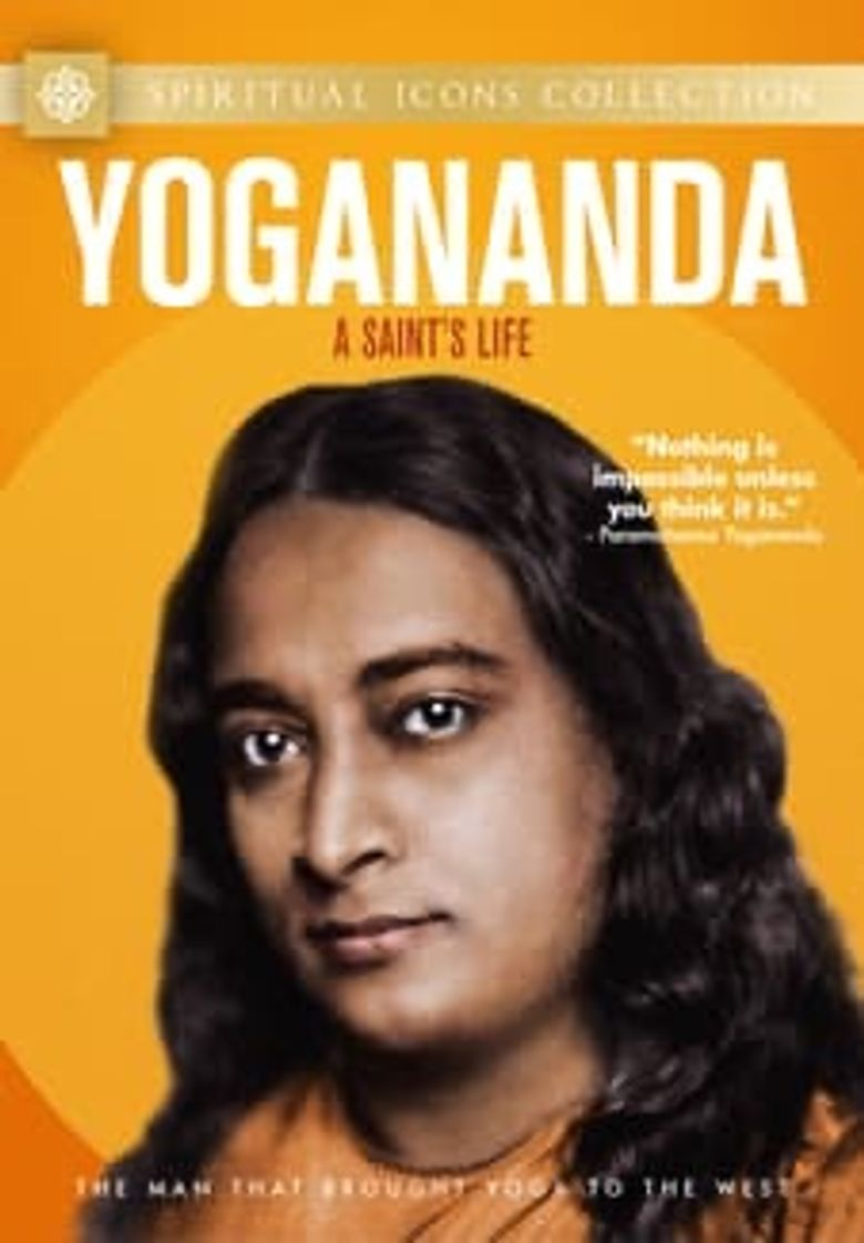 Yogananda: A Saint's Life Poster