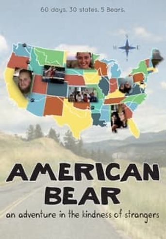 American Bear: An Adventure in the Kindness of Strangers Poster