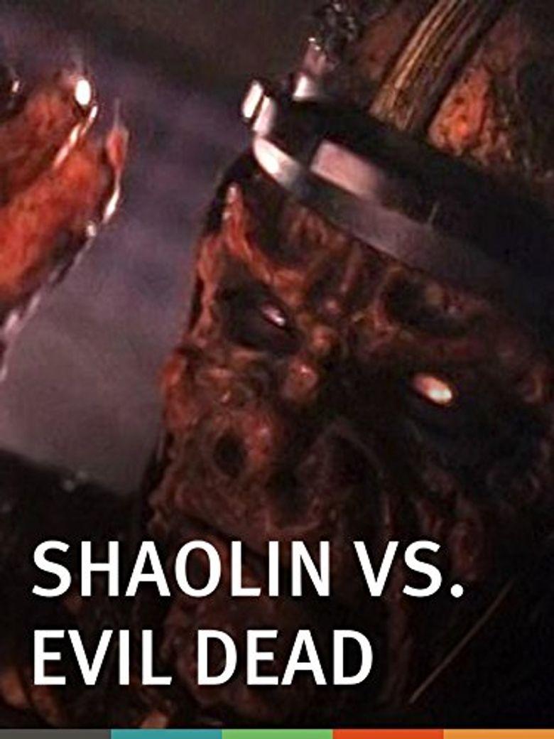 Shaolin vs. Evil Dead Poster