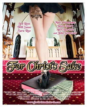 For Christ's Sake Poster