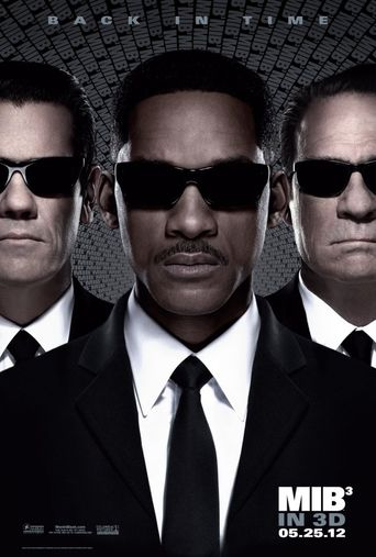 Watch Men in Black 3