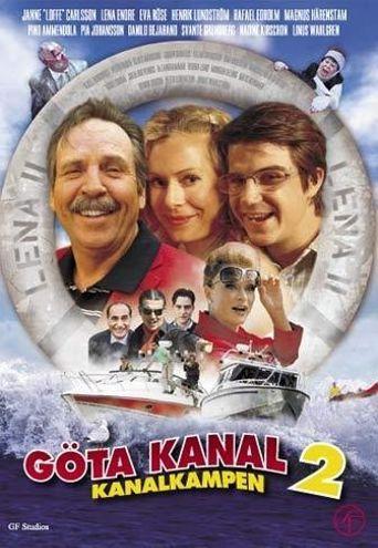 Göta kanal 2 - Kanalkampen Poster