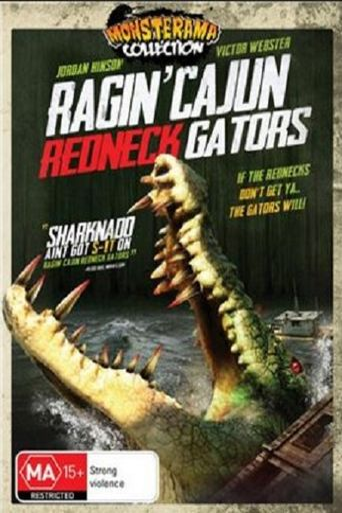 Ragin Cajun Redneck Gators Poster