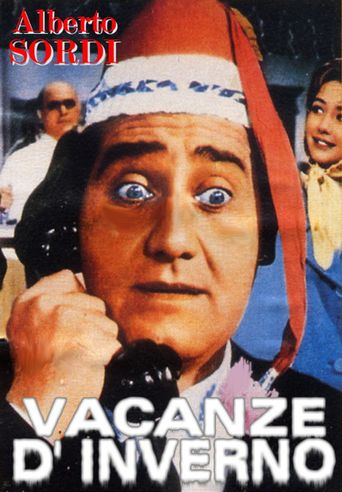 Vacanze d'inverno Poster