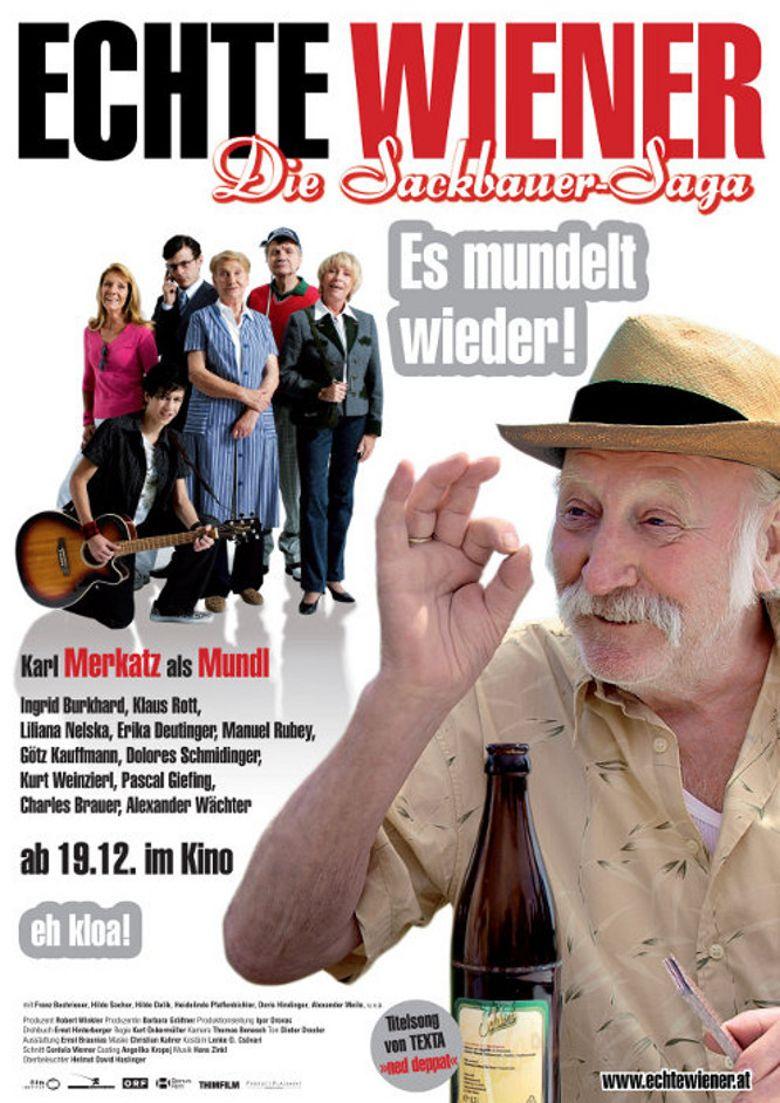 Echte Wiener - Die Sackbauer-Saga Poster