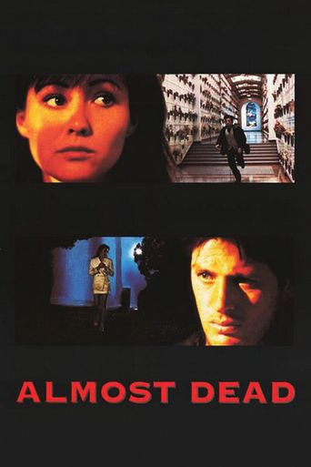 Almost Dead Poster