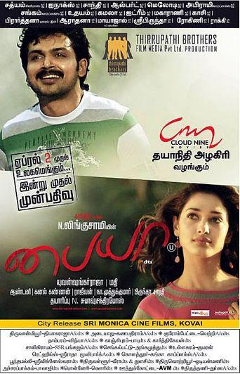 Paiyaa Poster