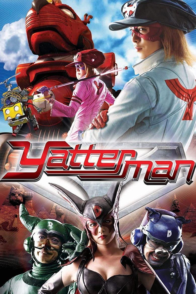 Yatterman Poster