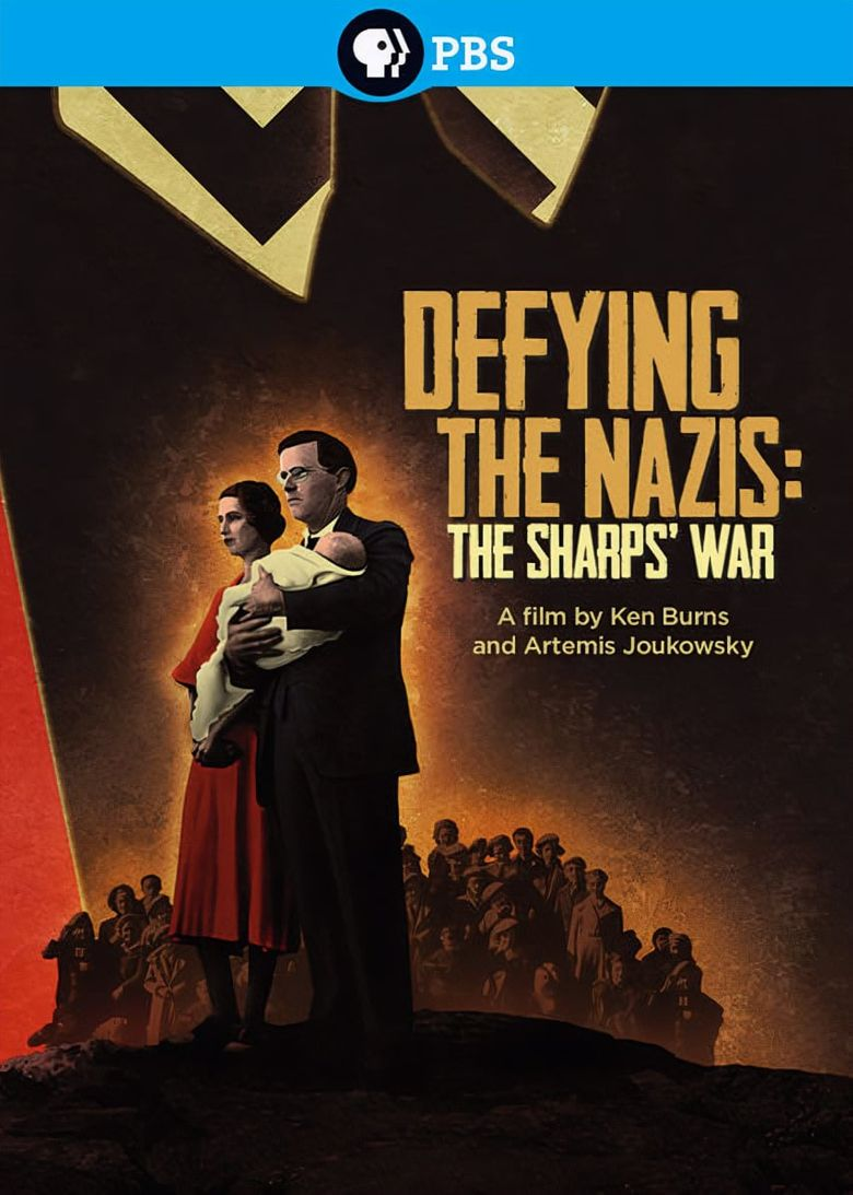 Defying the Nazis: The Sharps' War Poster