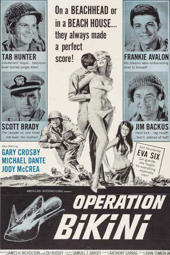 Operation Bikini Poster