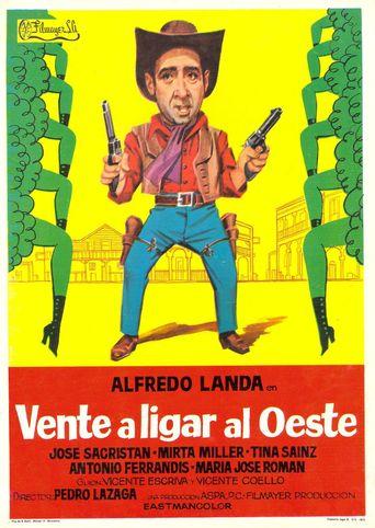 Vente A Ligar Al Oeste Poster