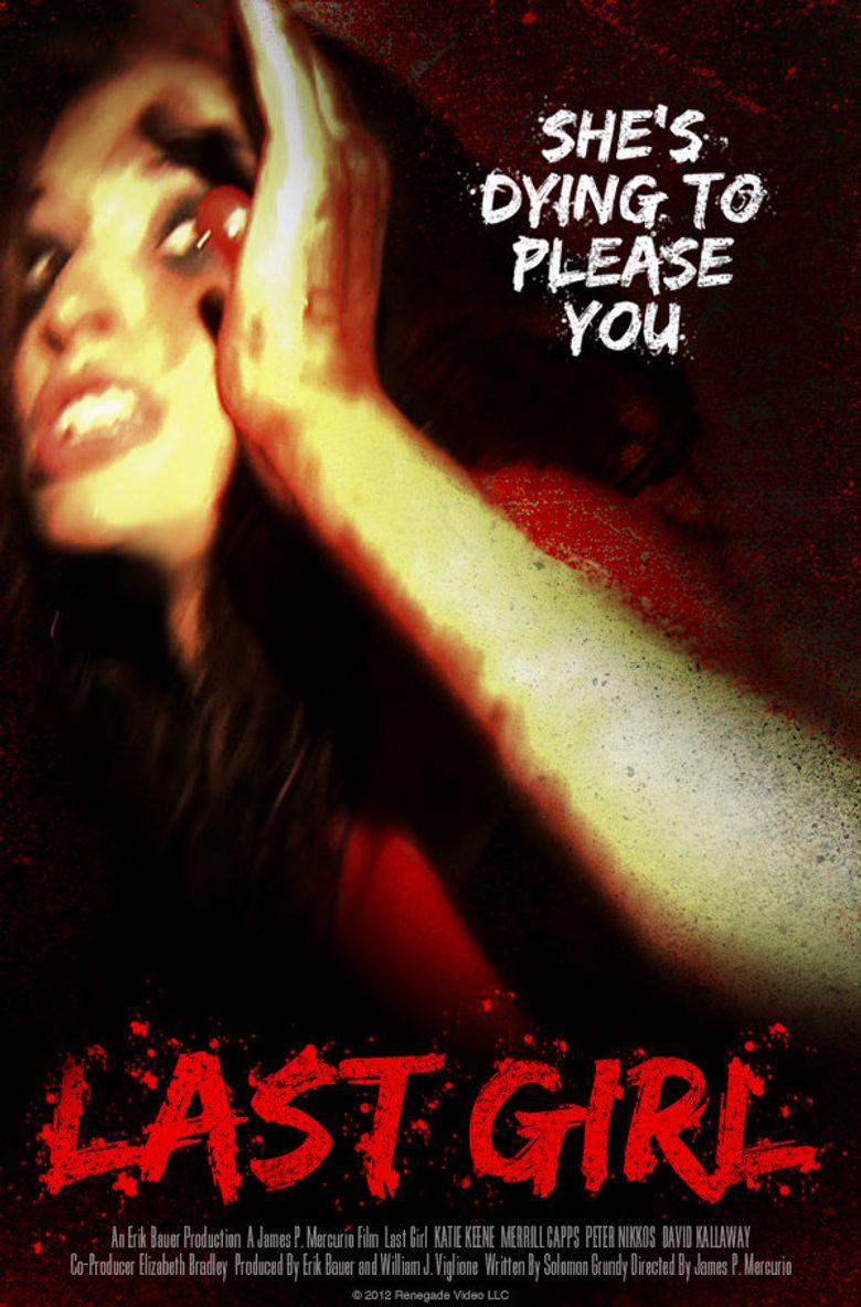 Last Girl Poster