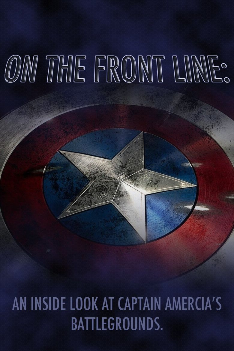 On the Front Line Poster
