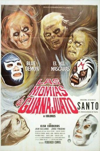The Mummies of Guanajuato Poster