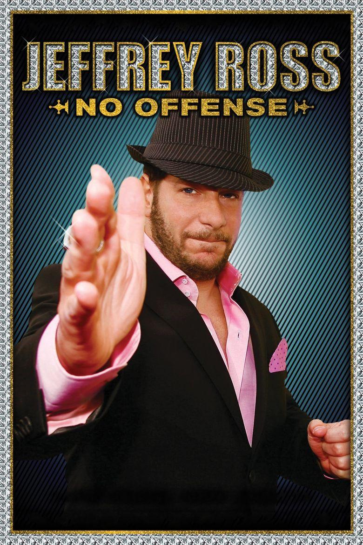 Jeffrey Ross: No Offense Poster