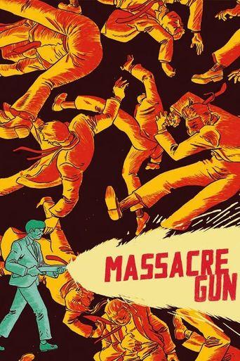 Massacre Gun Poster