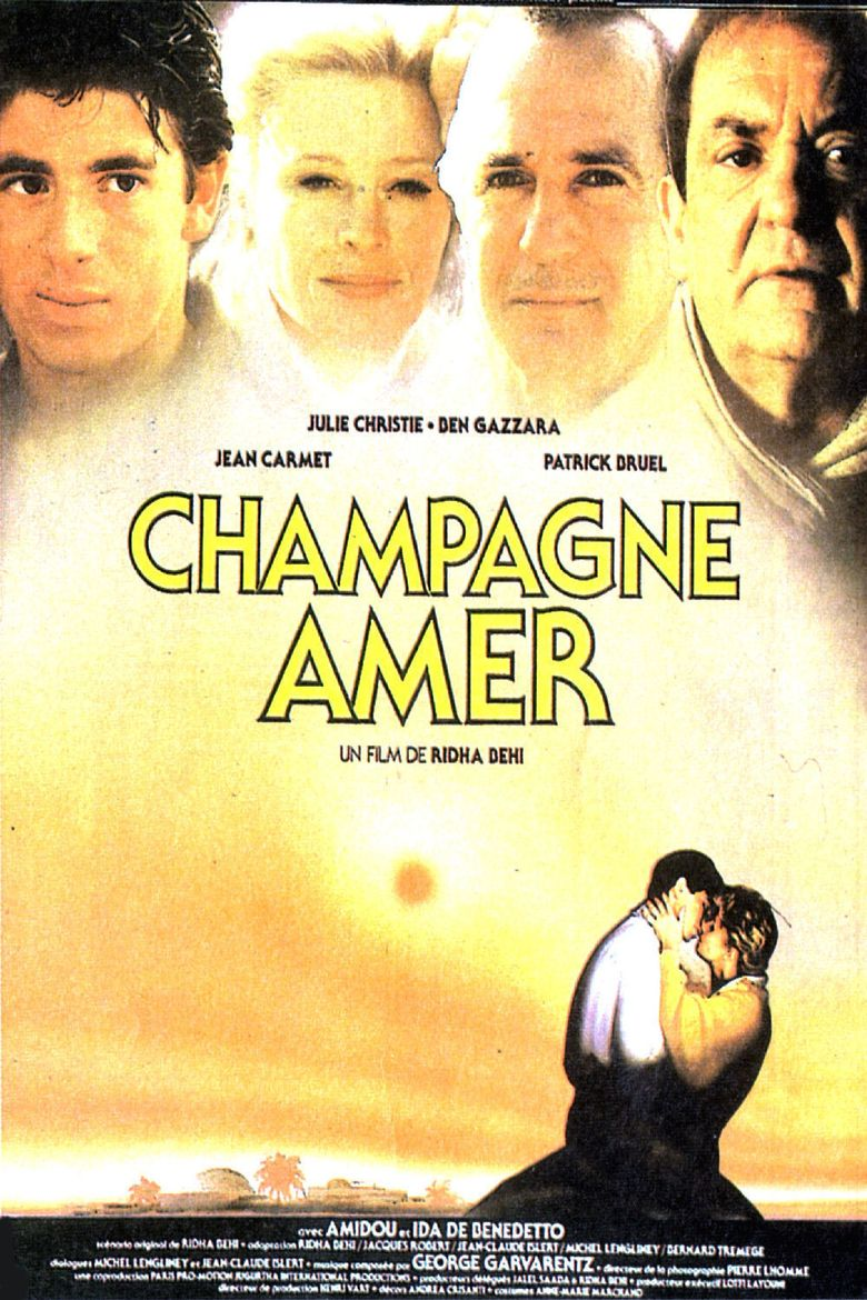 Bitter Champagne Poster