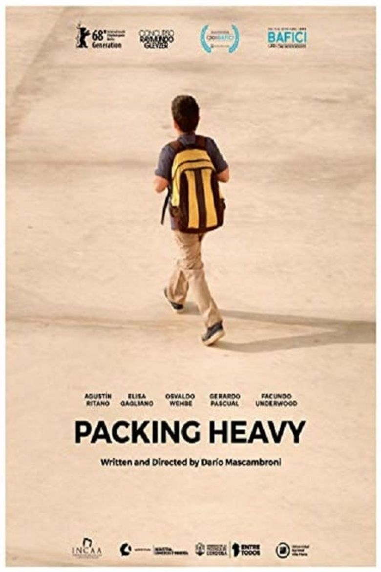 Packing Heavy Poster
