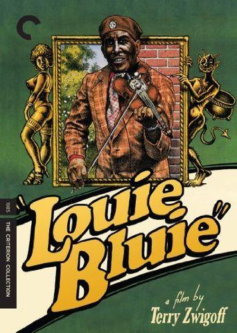 Louie Bluie Poster