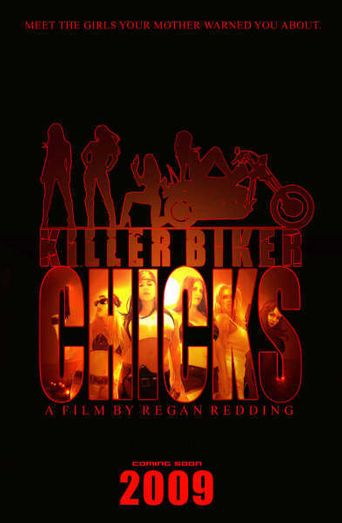 Killer Biker Chicks Poster