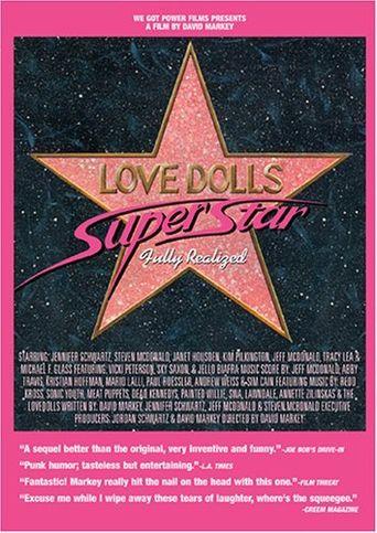 Lovedolls Superstar Poster