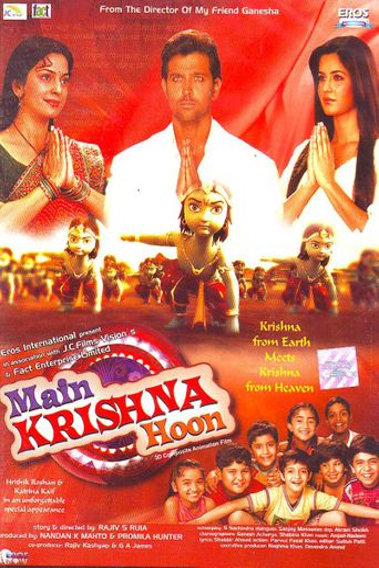 Main Krishna Hoon Poster