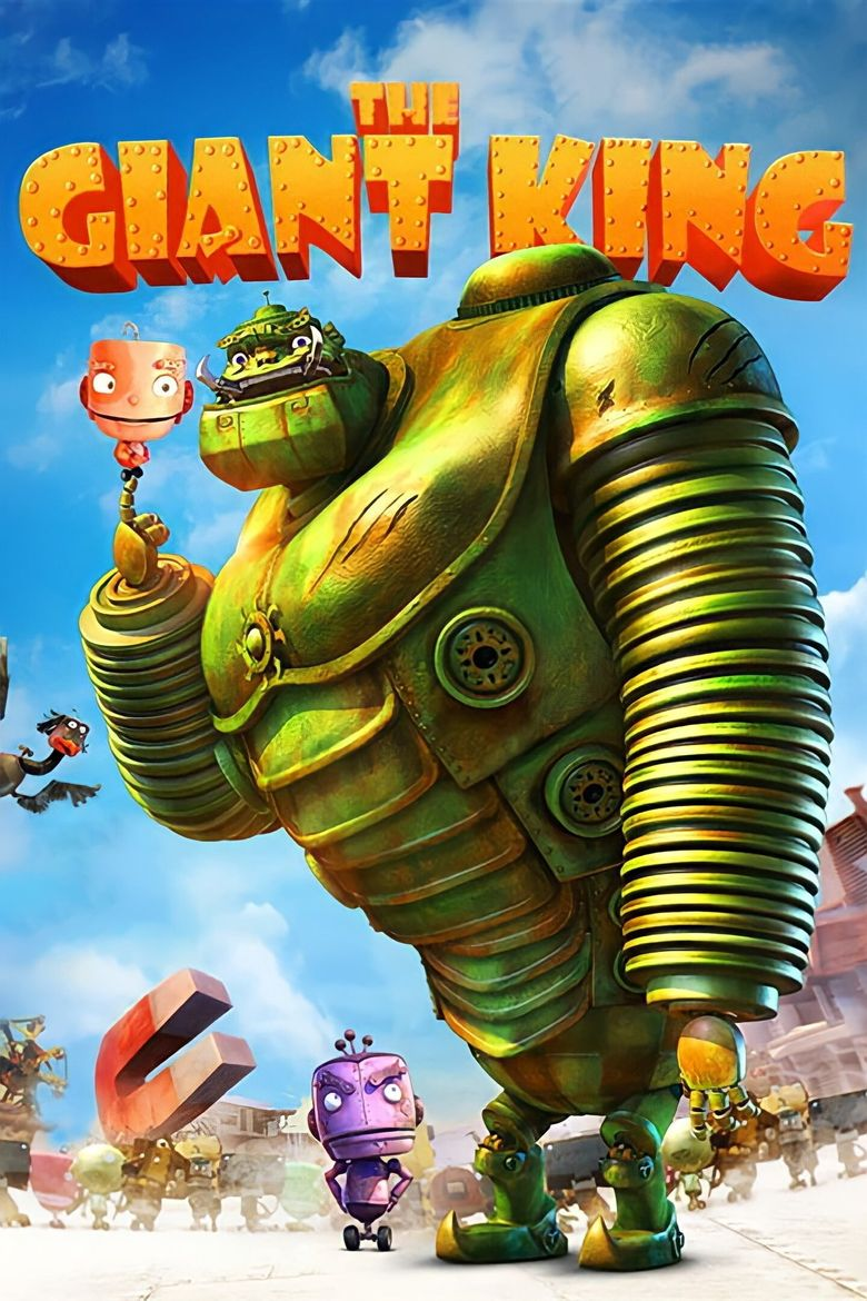 The Giant King Poster