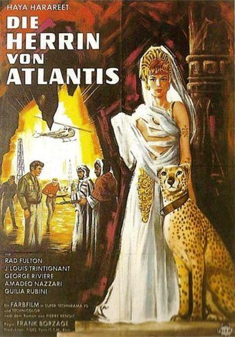 Queen of Atlantis Poster