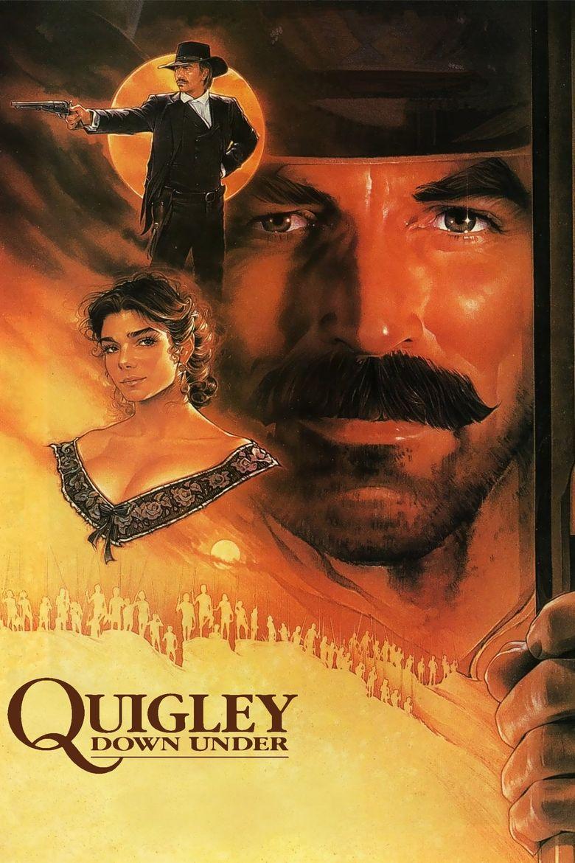Quigley Down Under Poster