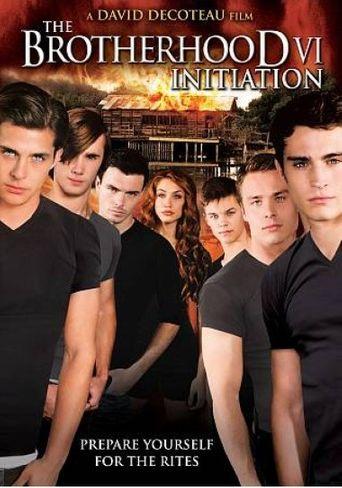 The Brotherhood VI: Initiation Poster